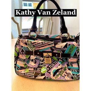 Kathy Van Zeland , Round the world Bag